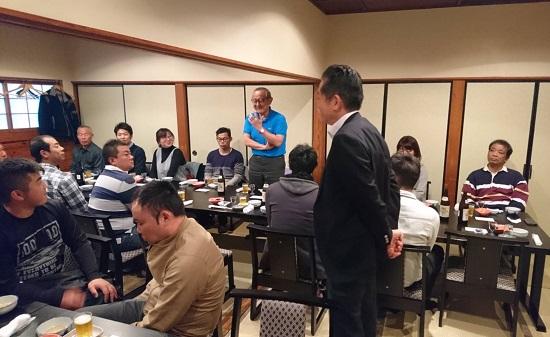新入社員歓迎会&大竹社長勉強会を開催しました。