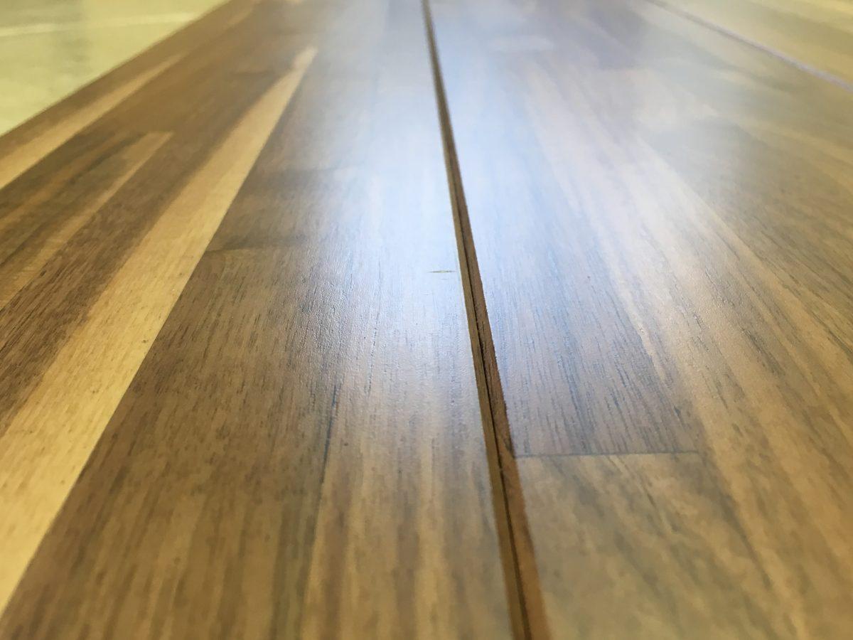 【無垢の床】永大産業のブラックウォールナット